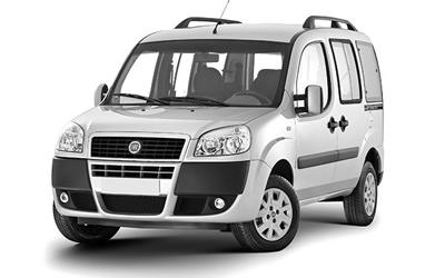 Fiat Doblo MK1 2001-2010